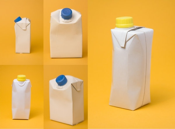 milk cartons highdefinition picture
