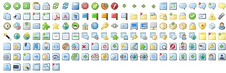 Mini Icons icons pack