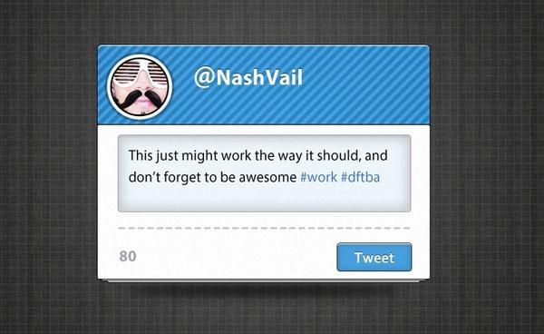 Mini Twitter App