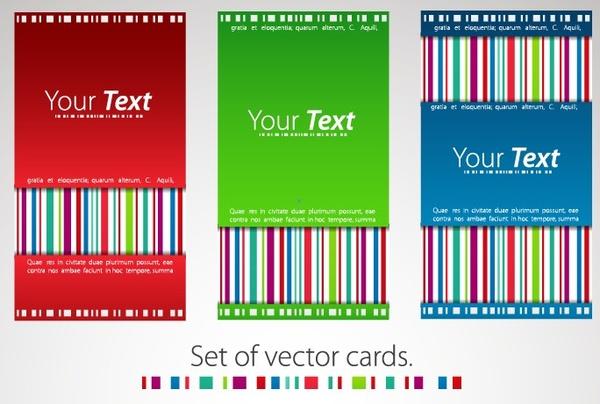 modern business cards template