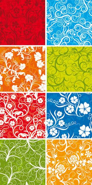 modern decorative pattern background vector