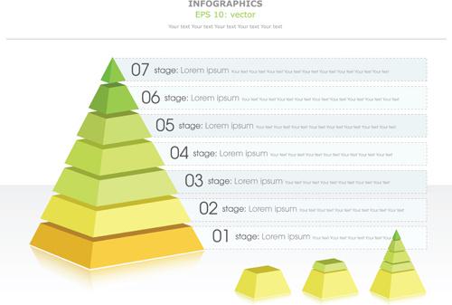 modern education infographics vector set