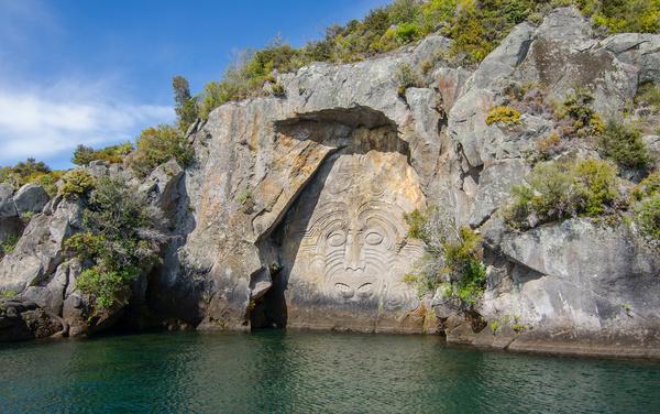 mori rock carving