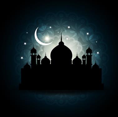 Unduh 100+ Background Islami Hitam Gratis Terbaik