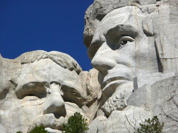 mount rushmore national monument memorial south dakota