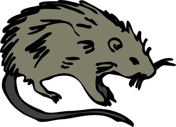 mouse rat rodent clip art free vector in open office drawing svg rh all free download com art clipart rat clip art photo