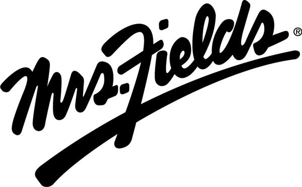 mrs fields logo free vector in adobe illustrator ai ( .ai ) vector
