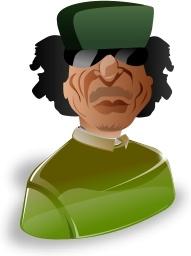 Muammar al gadhafi