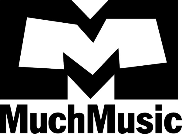 Much music tv Free vector in Encapsulated PostScript eps