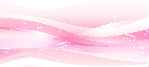 Music Abstract Background Free Vector In Adobe Illustrator Ai Ai
