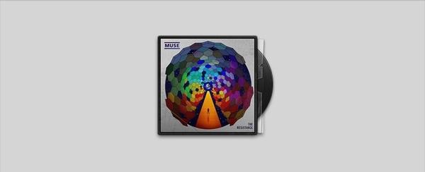 Music Album Cover PSD