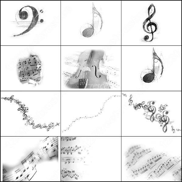 music brush
