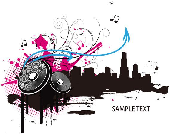 Music Themes Free Vector In Adobe Illustrator Ai Ai Vector Illustration Graphic Art Design Format Encapsulated Postscript Eps Eps Vector Illustration Graphic Art Design Format Format For Free Download 612 36kb