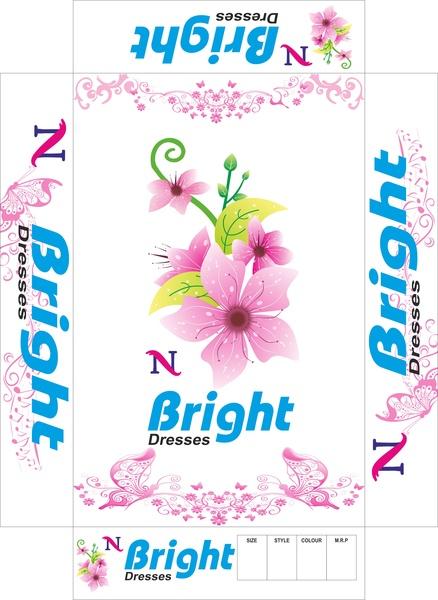 n bright garment box