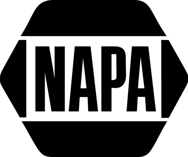 Napa Auto Parts Logo Free Vector In Adobe Illustrator Ai Ai
