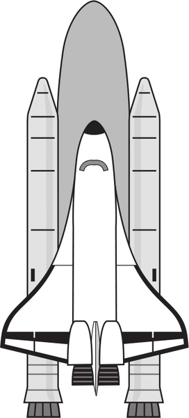 Space Shuttle Dxf Free Vector Download 3 141 Free Vector