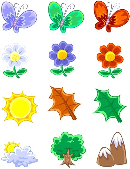 Nature Icons icons pack
