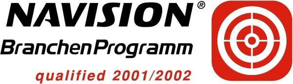Navision 1 Free vector in Encapsulated PostScript eps (  eps