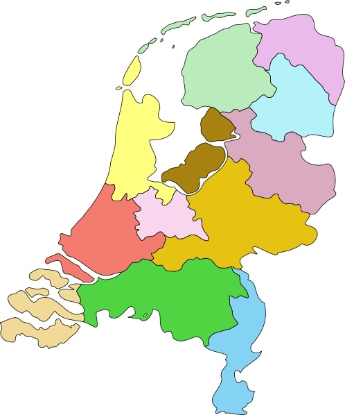 Netherland nederland map clip art free vector in open office drawing netherland nederland map clip art gumiabroncs Images
