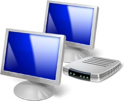 Network Connection Router