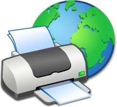 Network Web Printer