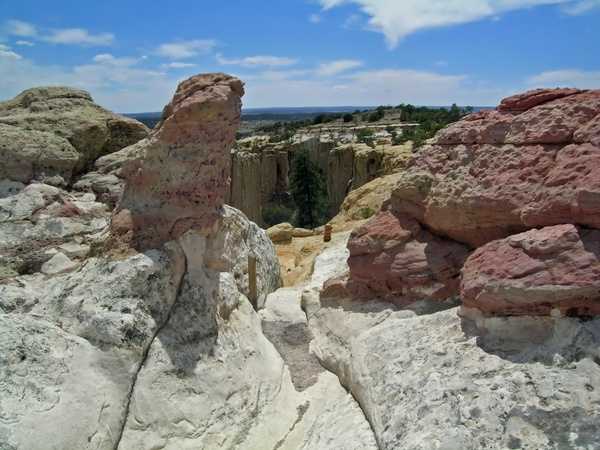 new mexico rocks formations