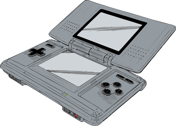 nintendo ds drawing