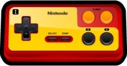 Nintendo Family Computer Player 1