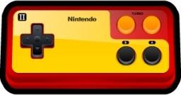 Nintendo Family Computer Player 2