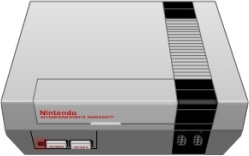 Nintendo gray