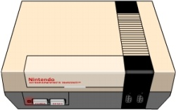 Nintendo peach