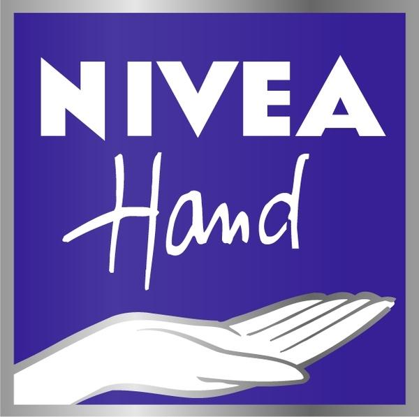 nivea hand