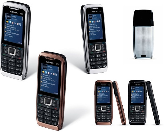 nokia e51 mobile phone hd picture with path