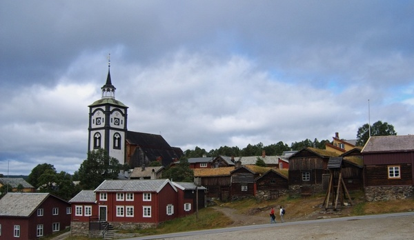 norway town village