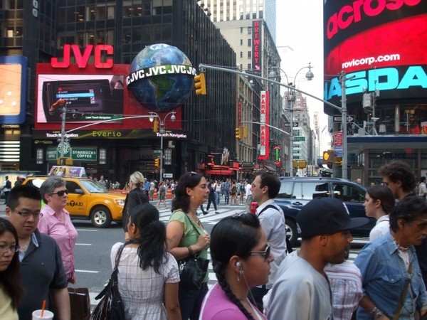 nyc times square 2