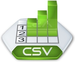 Office excel csv