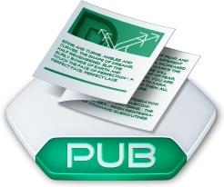 Office publisher pub