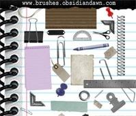 Office Stuff Brushes