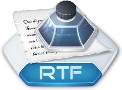 Office word rtf