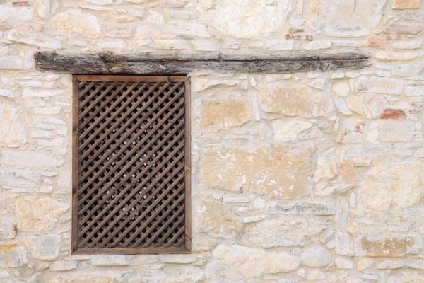 old greek window