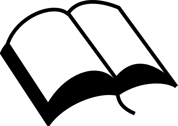 open bible 01 clip art free vector in open office drawing svg svg