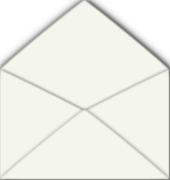 Open Envelope Clip Art Free Vector In Open Office Drawing