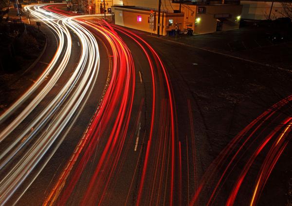 oregon city nights
