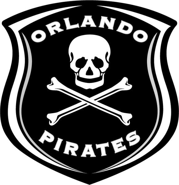 Orlando Pirates Free Vector In Encapsulated Postscript Eps Eps