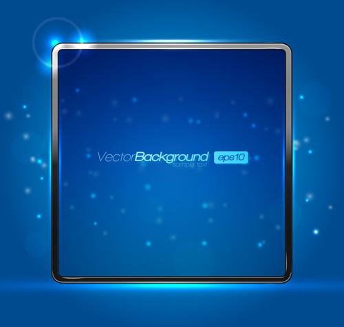 65c43d5459f4 Ornate coloured glass frames background vector Free vector 843.20KB