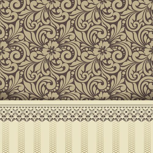 Ornate Vintage Floral Art Backgrounds Vector Free Vector In Adobe  Illustrator Ai ( .ai ) Vector Illustration Graphic Art Design Format,  Encapsulated PostScript Eps ( .eps ) Vector Illustration Graphic Art Design