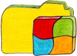 Osd folder y windows