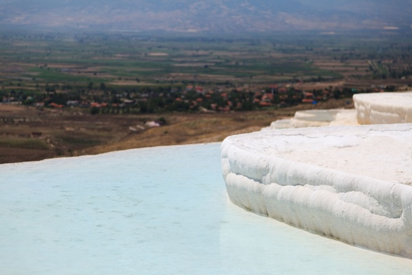 pamukkale landscape