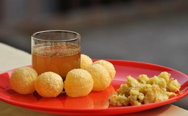 Panipuri Gupchup Indian Food Free Stock Photos In Jpeg Jpg