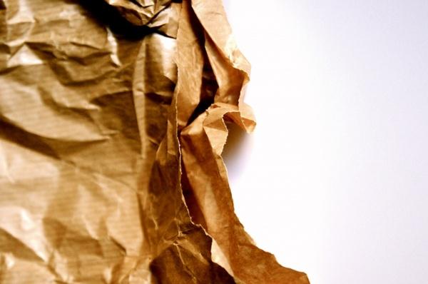 paper old brown